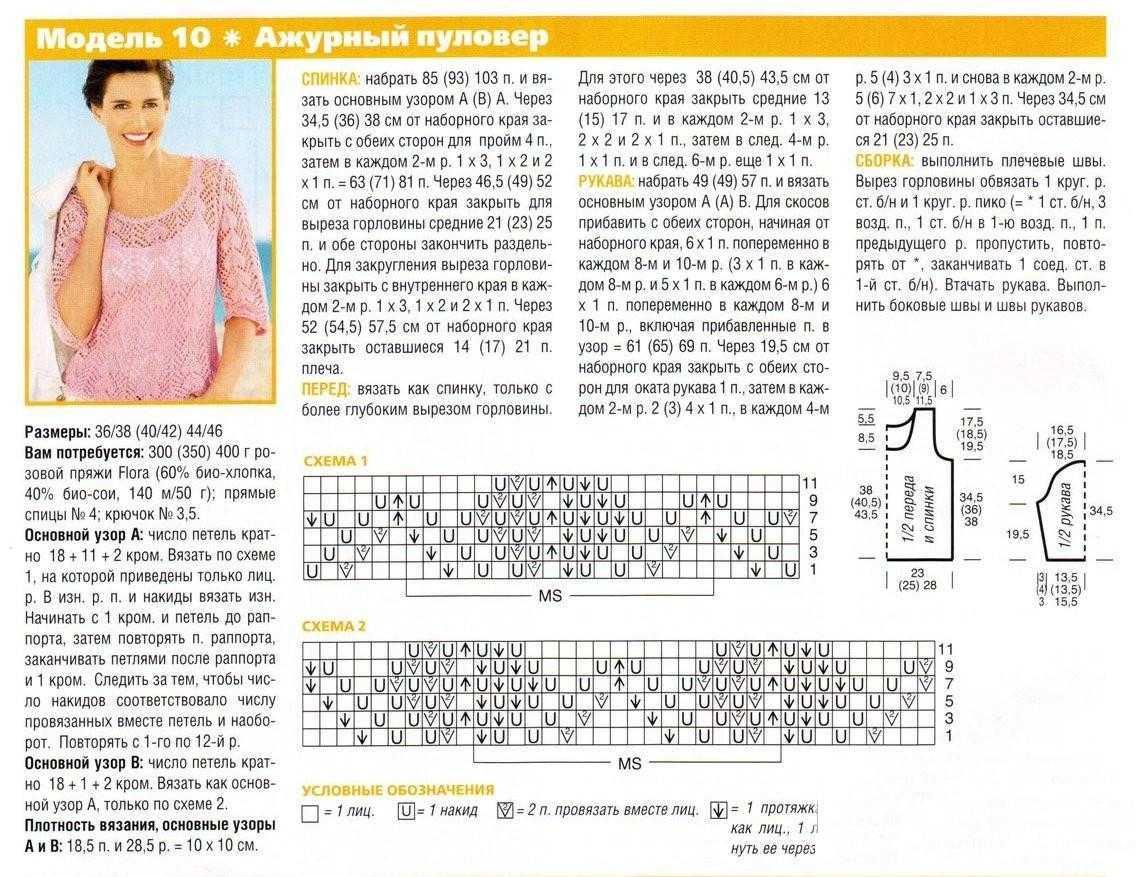 Кофта из мохера спицами для женщин схемы и описание фото