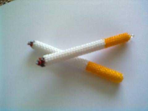 Брелок сигарета