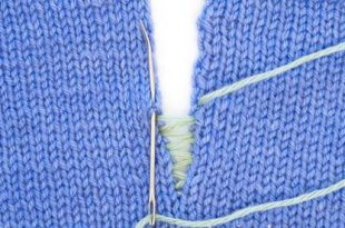 Плетенка на круговых спицах