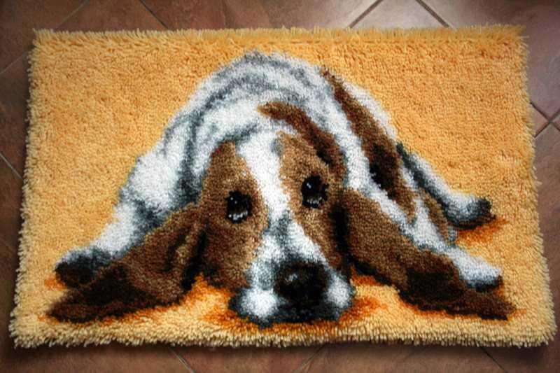 Понятие ковровая вышивка не