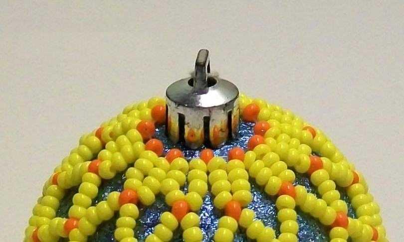 плетение из шаров своими руками