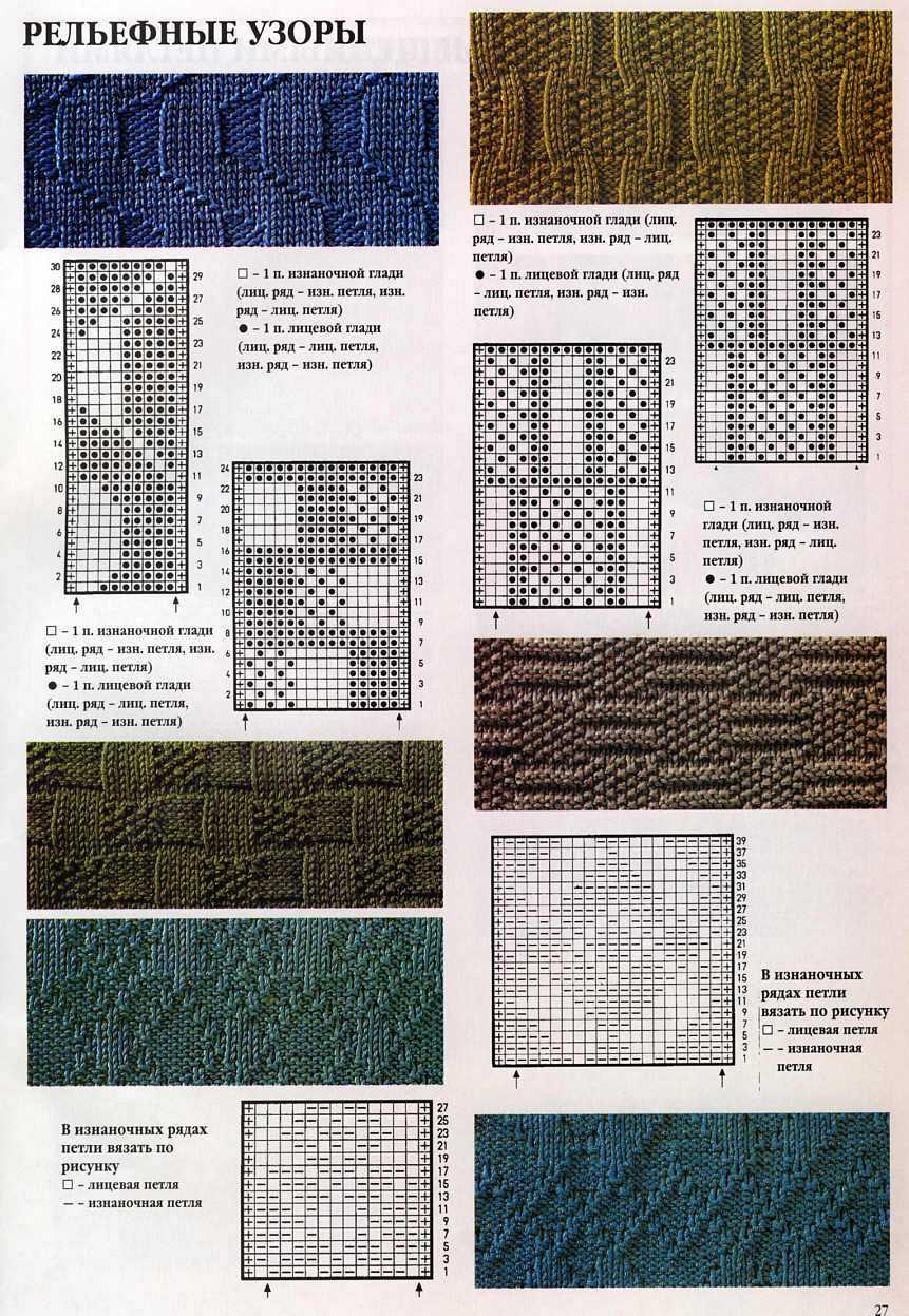 Вязание спицами мужской шарф узоры