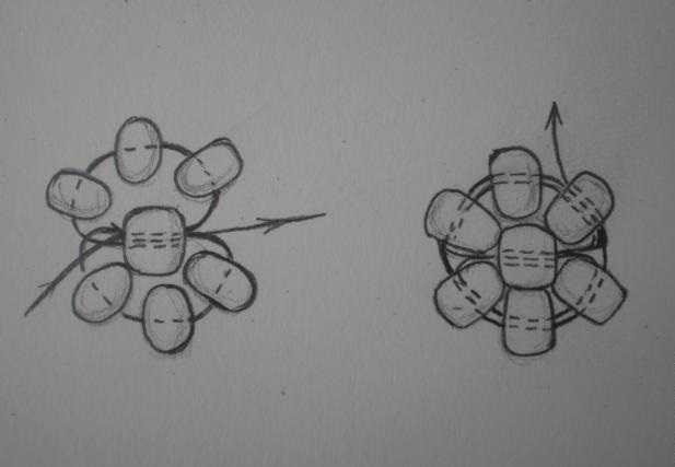 Оплетение мозаикой Shema_opletenya_yaica_biserom_21