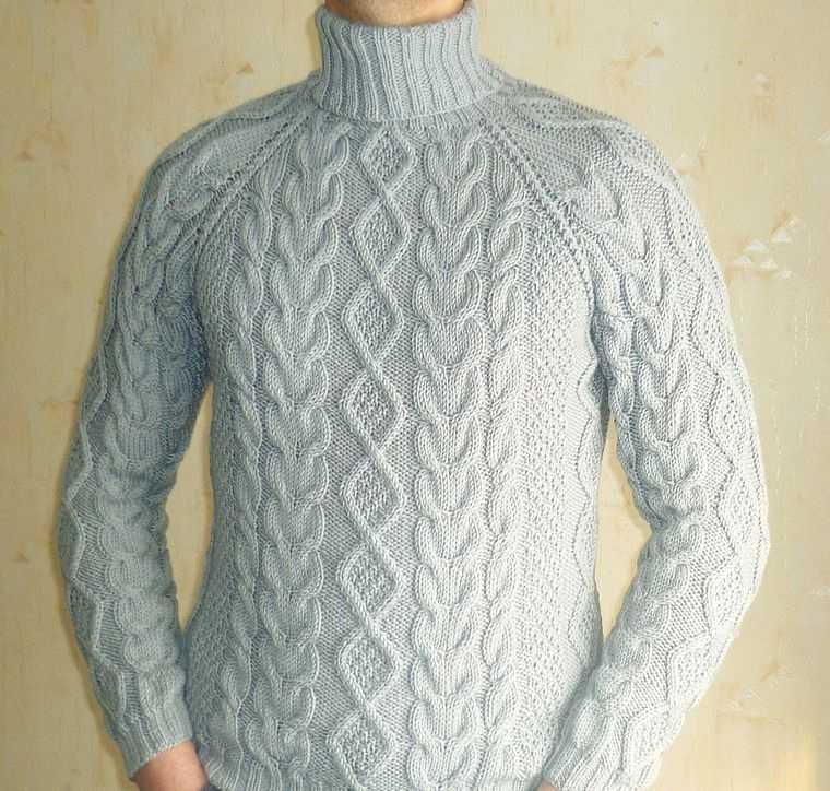Свитера мужские реглан вязание спицами