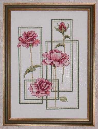 Рисунок для вышивки крестом большие картины