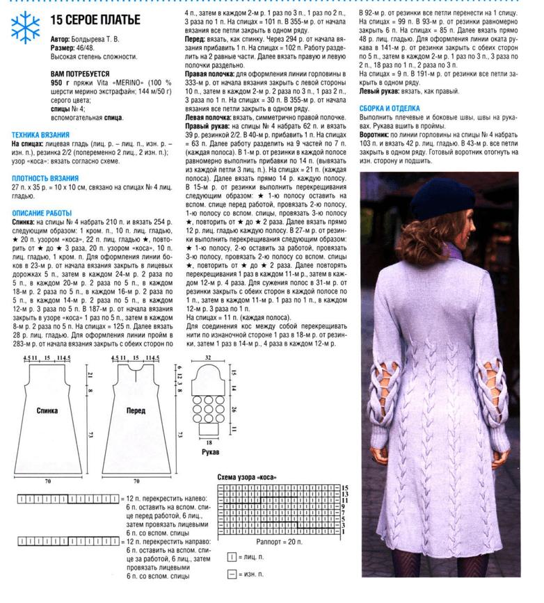 вязание платьев юбок пальто фото схемы баночных только кондиционер