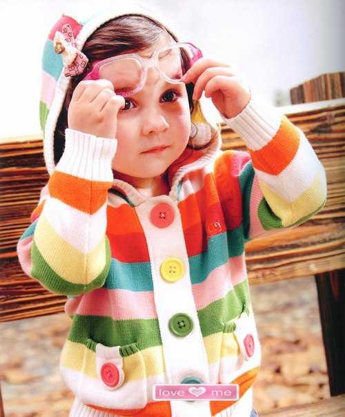 Пальто с капюшоном - схема вязания спицами. Вяжем