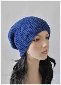 шапка чулок схема вязания спицами с подробным описанием мужских и
