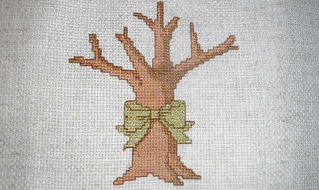 Деревянные схемы для вышивки