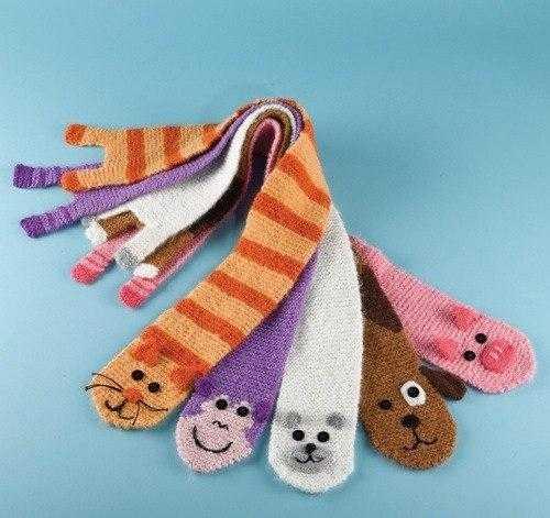 detckiy_charf_spicami_3 Связать детский шарф спицами: для девочки, шарф снуд для мальчика, описание, схемы