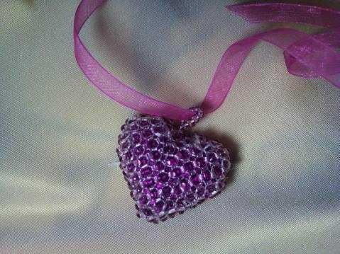 Кольцо своими руками сердце фото 626