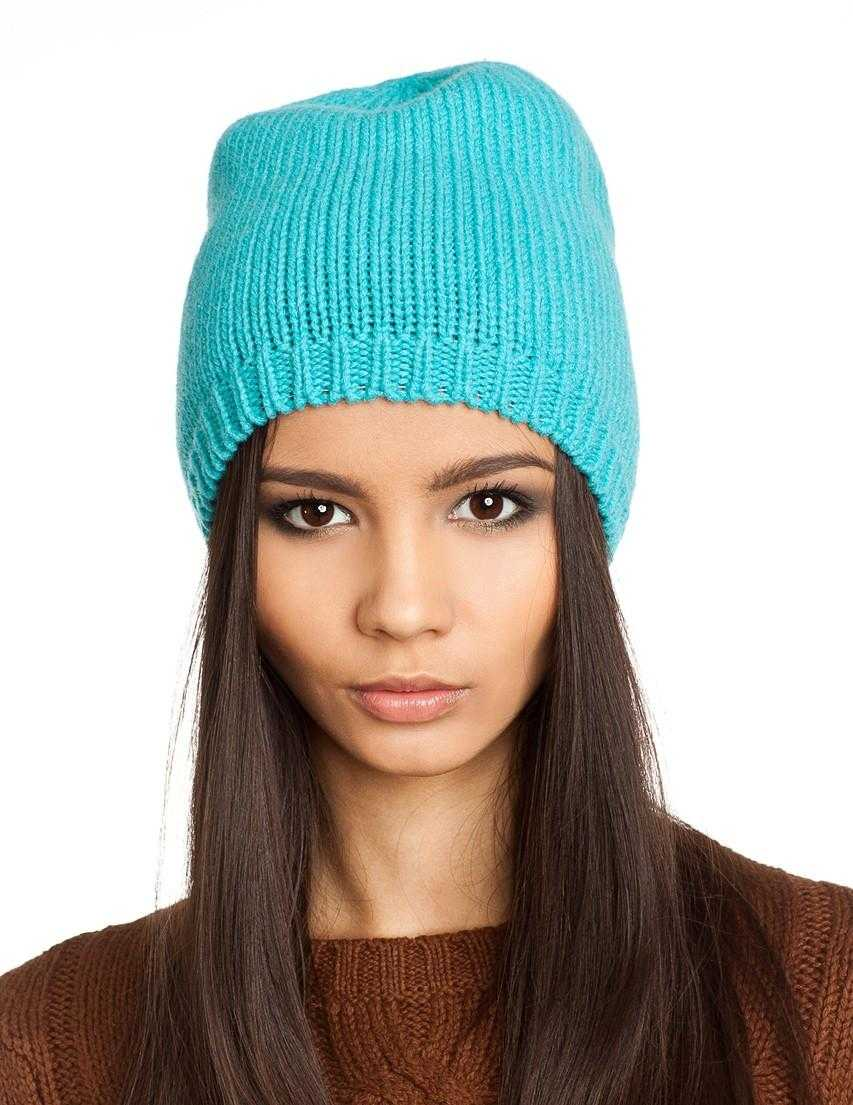 зимняя шапка женская английской резинкой видео