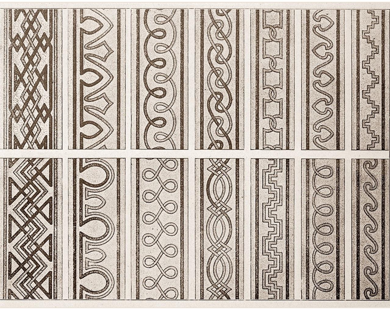 Схемы сутажной вышивки