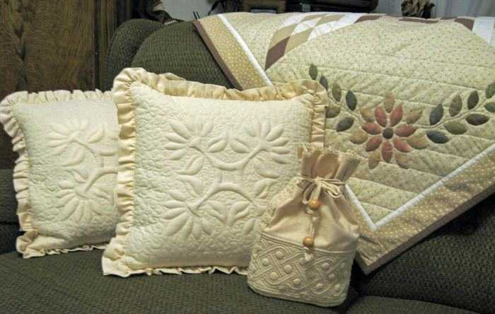 trapunto_6 Трапунто: учимся делать объемную вышивку