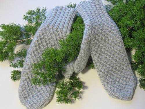 Красивые узоры для варежек. Вязание спицами). Обсуждение на 27