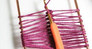 Уроки вязания спицами для начинающих с картинками 7
