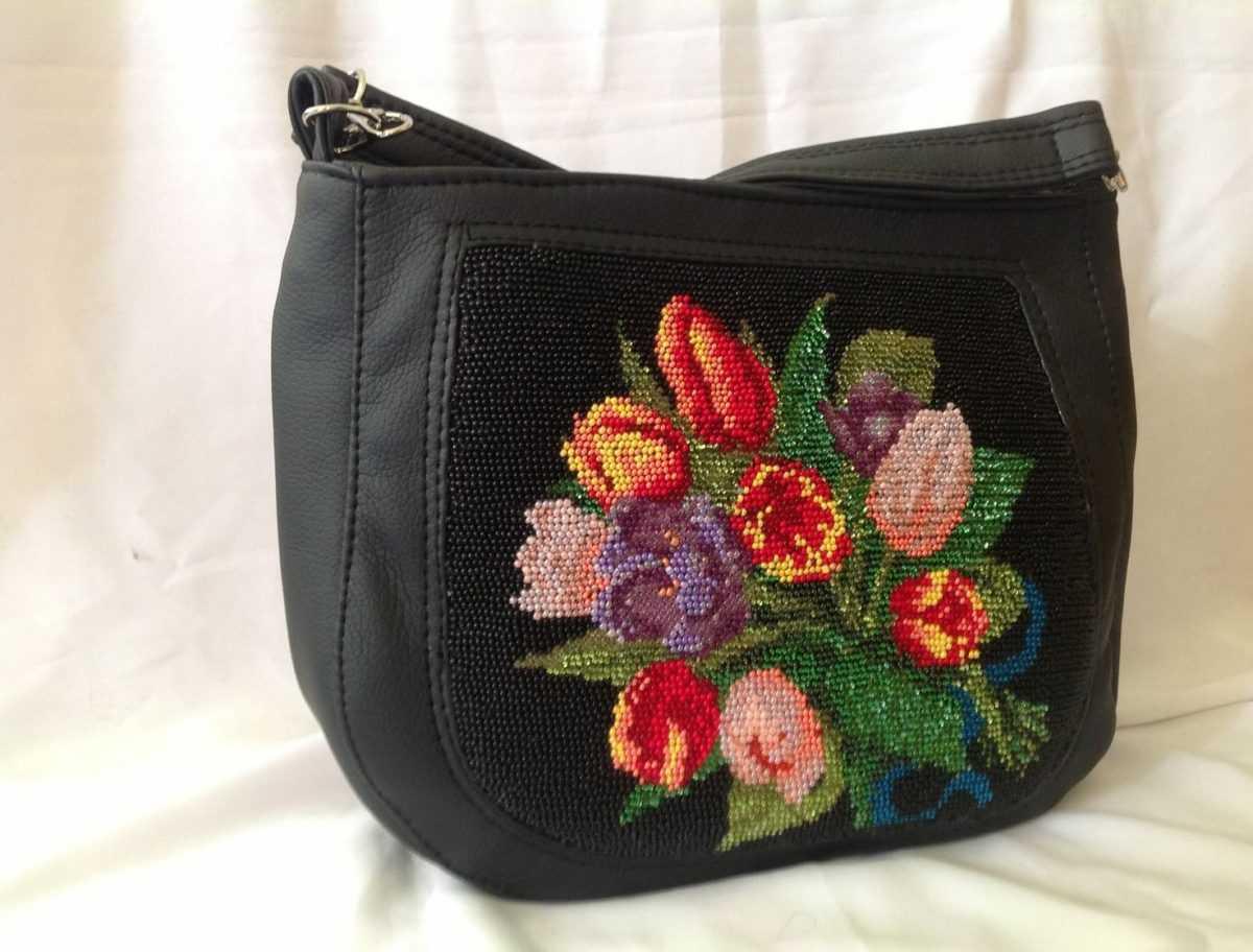 Наборы сумка для вышивки бисером
